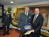 GUARDIA DI FINANZA. Consegna Opera Scultorea Aprile 2013