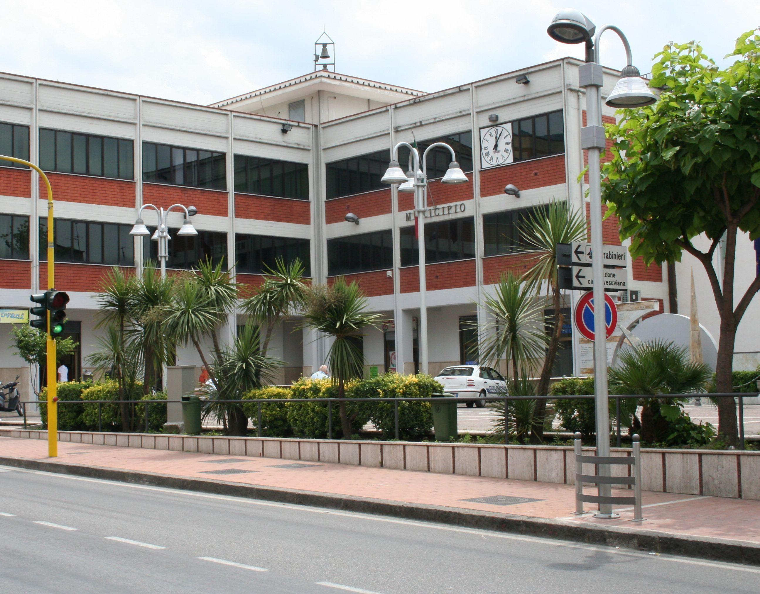 municipio sperone
