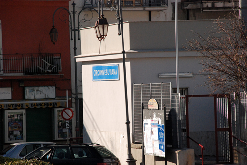 stazione circumvesuviana