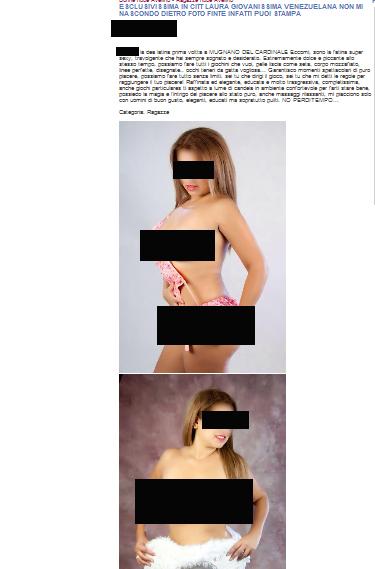 cam gratis porno incontri a milano