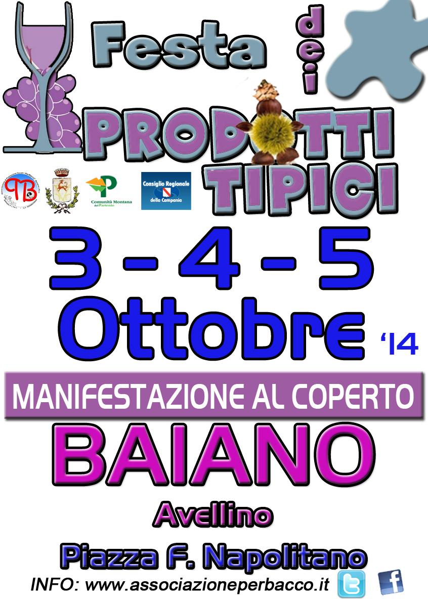 manifesto festa dei prodotti tipici2014