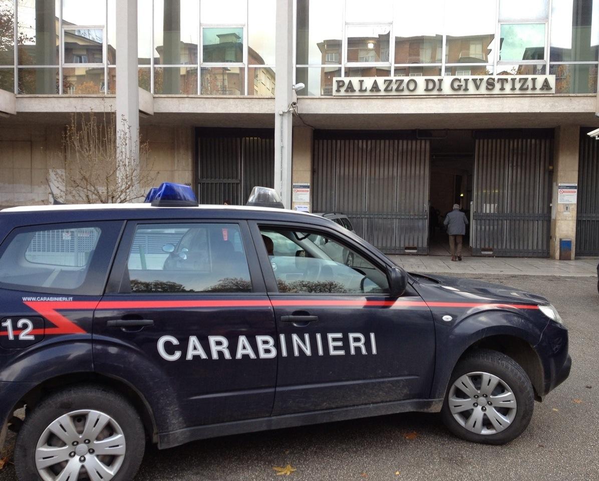carabinieri tribunali