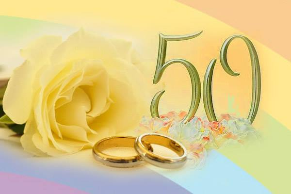 i 50 anni di matrimonio di stefano from london ed
