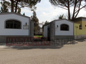 cimitero sperone