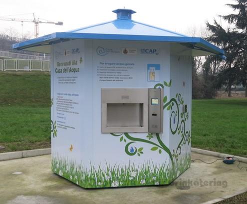 Baiano via libera dell amministrazione in paese sorger la casa dell acqua mandamento - Giusta pressione dell acqua in casa ...
