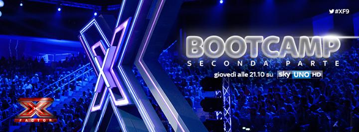 bootcamp seconda parte